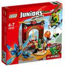Set de constructie LEGO Juniors Templul Pierdut