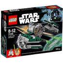 Set de constructie LEGO Star Wars Yodas Jedi Starfighter