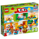 Set de constructie LEGO Duplo Piata Mare a Orasului