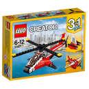 Set de constructie LEGO Creator Elicopter de Lupta
