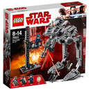 Set de constructie LEGO Star Wars First Order AT-ST