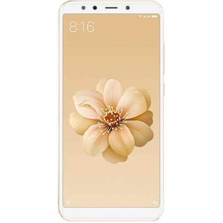 Smartphone Xiaomi Mi A2 64GB 4GB RAM Dual Sim 4G Gold