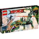 Set de constructie LEGO Ninjago Movie Green Ninja Mech Dragon