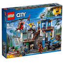 Set de constructie LEGO City Cartierul General al Politiei Montane