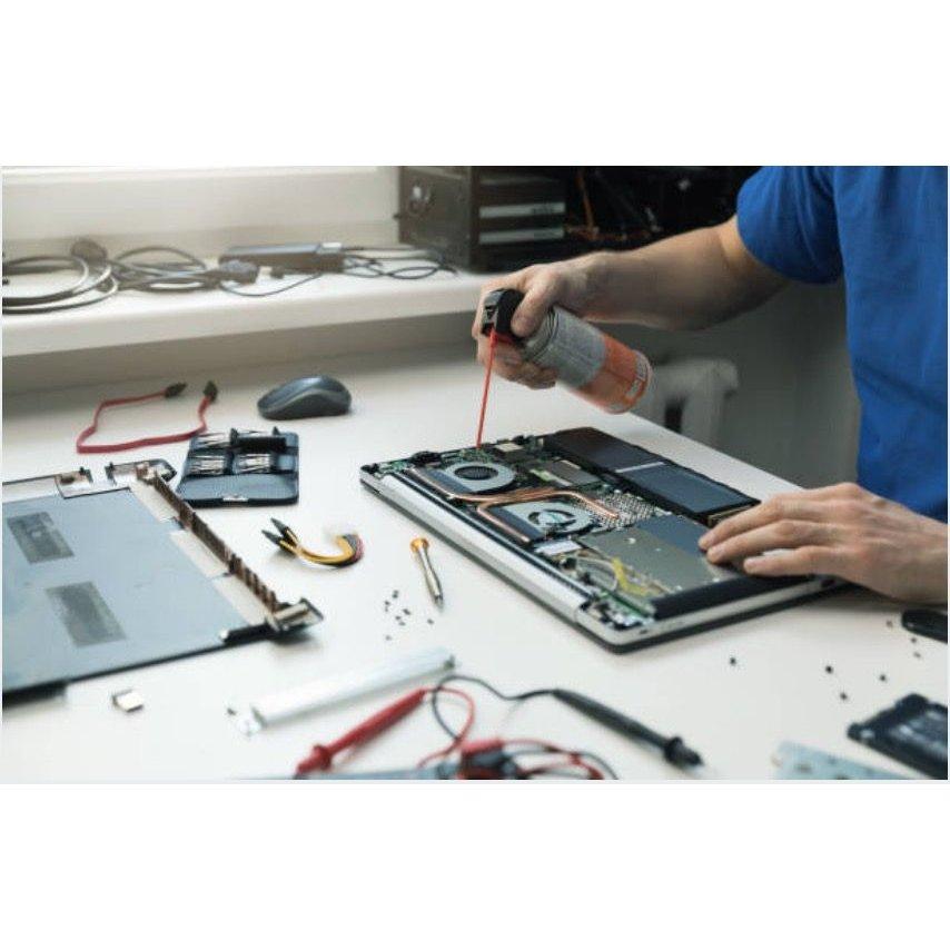 Curatare profesionala laptop