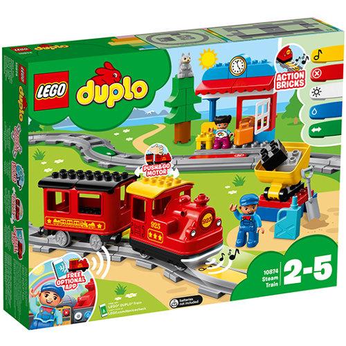 Set de constructie Duplo Tren cu Aburi thumbnail