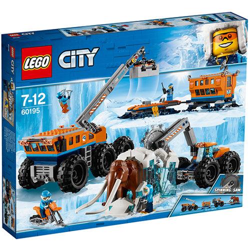 Set de constructie City Baza Mobila De Explorare Arctica thumbnail