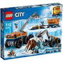 Set de constructie LEGO City Baza Mobila De Explorare Arctica