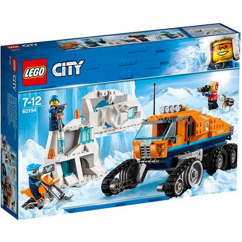 Set de constructie City Camion Arctic de Cercetare thumbnail