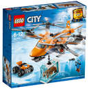 Set de constructie LEGO City Transport Aerian Arctic