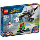 Set de constructie LEGO Super Heroes Alianta Superman si Krypto