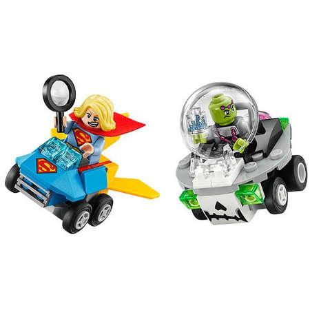 Set de constructie LEGO Super Heroes Mighty Micros: Supergirl contra Brainiac