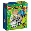 Set de constructie LEGO Super Heroes Mighty Micros: Supergirl contra Brainiac