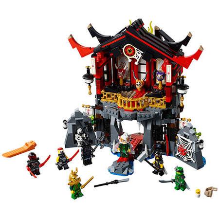 Set de constructie LEGO Ninjago Templul Invierii
