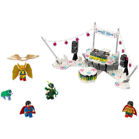Set de constructie LEGO Batman Movie Aniversarea Justice League