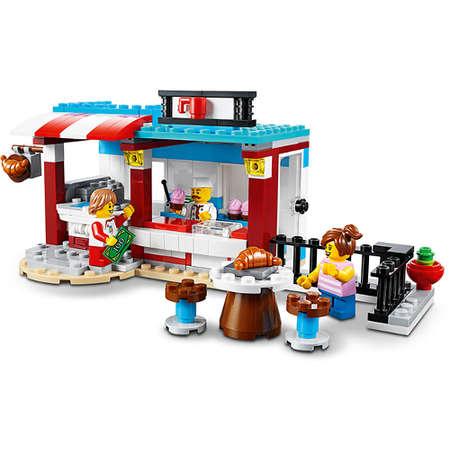 Set de constructie LEGO Creator Surprize Dulci Modulare