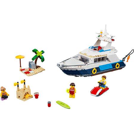 Set de constructie LEGO Creator Aventuri in Croaziera