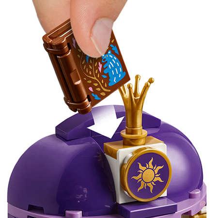 Set de constructie LEGO Disney Dormitorul din Castel al lui Rapunzel