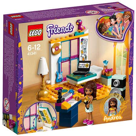 Set de constructie LEGO Friends Dormitorul Andreei