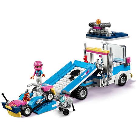 Set de constructie LEGO Friends Camion de Service si Intretinere