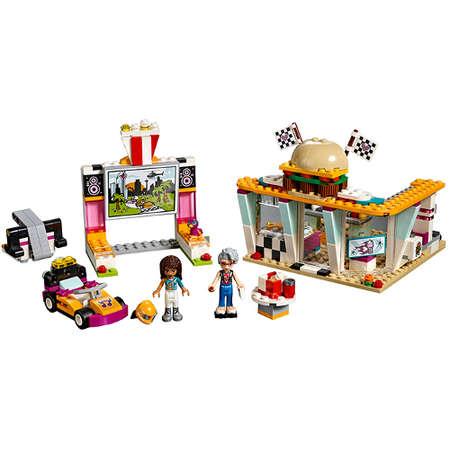 Set de constructie LEGO Friends Restaurantul Circuitului