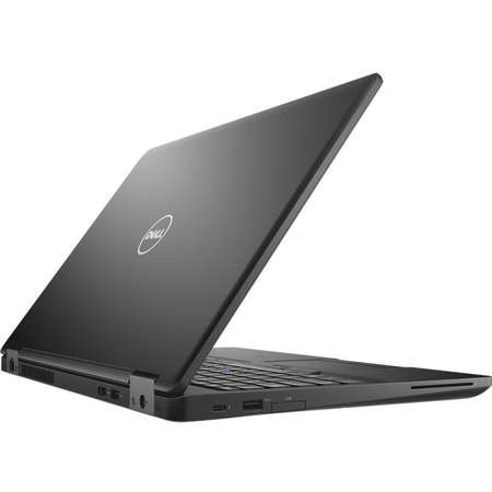 Laptop Dell Precision 3530 15.6 inch FHD Intel Core i7-8750H 16GB DDR4 1TB HDD 256GB SSD nVidia Quadro P600 4GB Windows 10 Pro 3Yr BOS