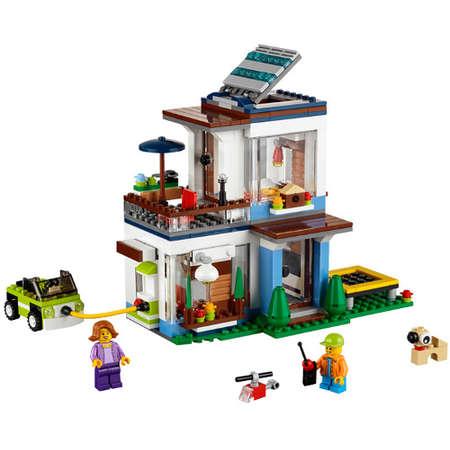 Set de constructie LEGO Creator Locuinta Moderna