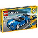 Set de constructie LEGO Creator Masina pentru Curse de Raliu Turbo