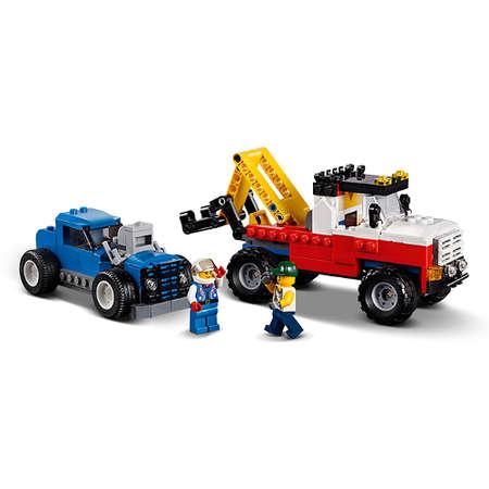 Set de constructie LEGO Creator Showmobil de Cascadorii