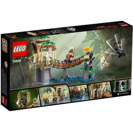 Set de constructie LEGO Ninjago Cascada Principala