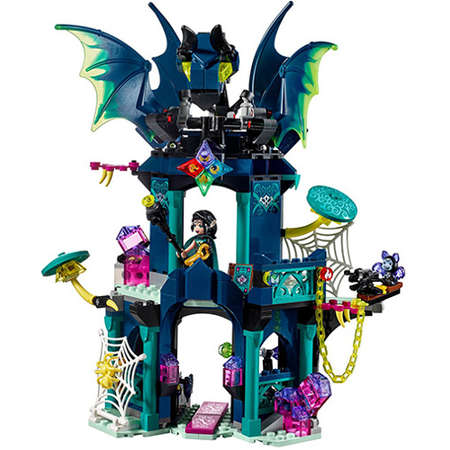 Set de constructie LEGO Elves Turnul lui Noctura si Salvarea Vulpii de Pamant
