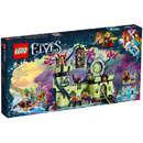 Set de constructie LEGO Elves Evadarea din Fortareata Regelui Spiridusilor