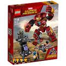 Set de constructie LEGO Marvel Super Heroes Distrugerea Hulkbuster