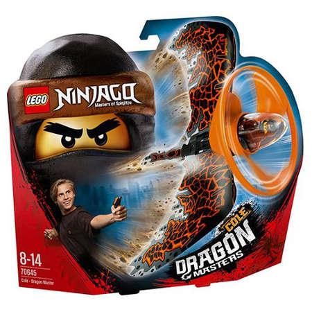 LEGO Ninjago Cole Dragonjitzu