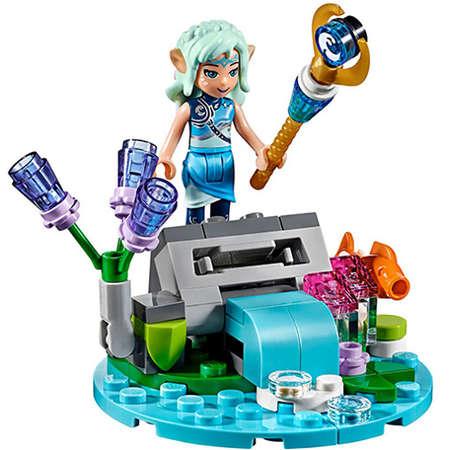 Set de constructie LEGO Elves Naida si Ambuscada Testoasei de Apa