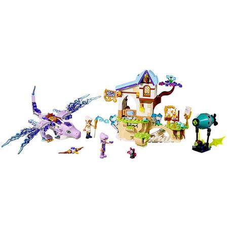 Set de constructie LEGO Elves Aira si Cantecul Dragonului de Vant