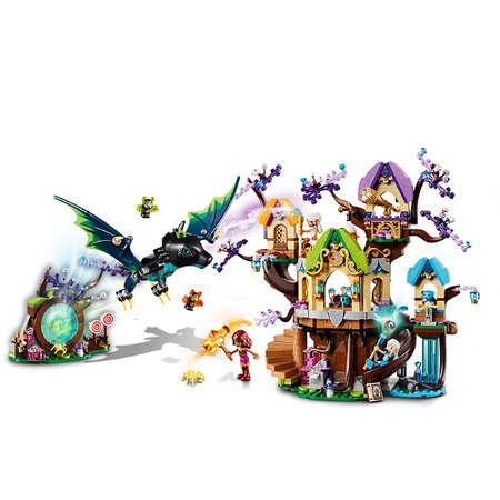 Set de constructie LEGO Elves Atacul Liliacului