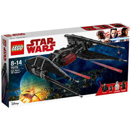 Set de constructie LEGO Star Wars TIE Fighter-ul lui Kylo Ren