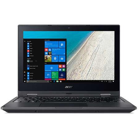 Laptop Acer TravelMate Spin B1 TMB118-RN-P27U 11.6 inch FHD Touch Intel Pentium N4200 4GB DDR3 500GB HDD Windows 10 Pro Black