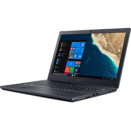 Laptop Acer TravelMate P2 TMP2510-M-32E0 15.6 inch HD Intel Core i3-7020U 4GB DDR4 500GB HDD Windows 10 Pro Black