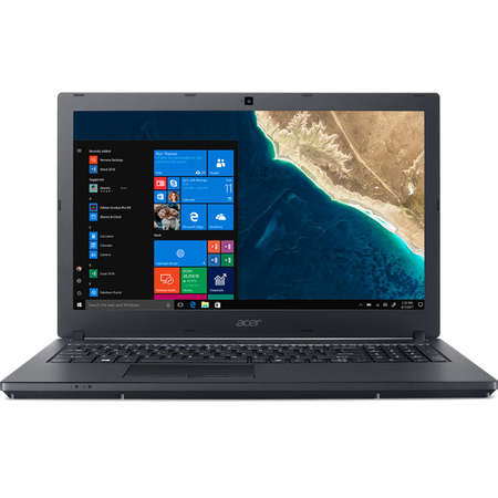 Laptop Acer TravelMate P2 TMP2510-G2-M-52YB 15.6 inch FHD Intel Core i5-8250U 4GB DDR4 256GB SSD Windows 10 Pro Black