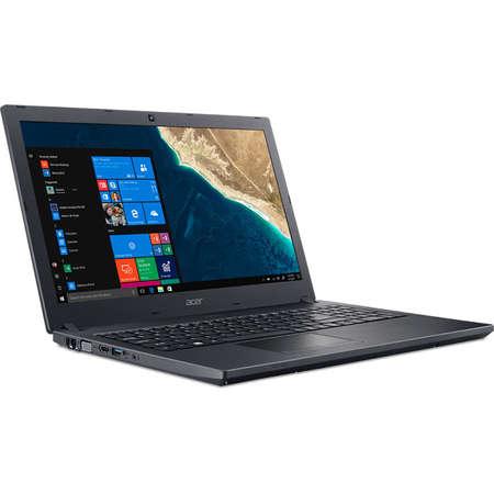 Laptop Acer TravelMate P2 TMP2510-G2-M-52YB 15.6 inch FHD Intel Core i5-8250U 4GB DDR4 256GB SSD Windows 10 Pro Black