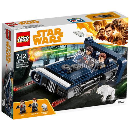 Set de constructie Star Wars Landspeederul lui Han Solo thumbnail