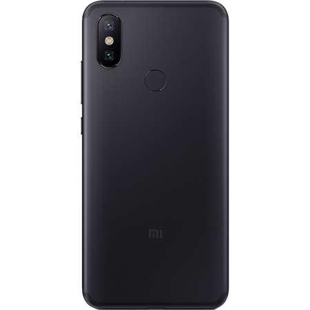 Smartphone Xiaomi Mi A2 64GB 4GB RAM Dual Sim 4G Black