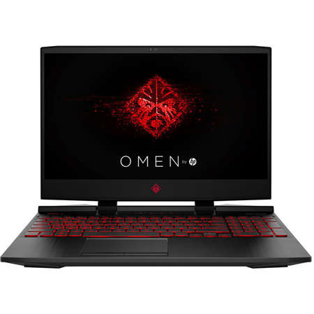 Laptop HP OMEN 15-dc0008nq 15.6 inch FHD Intel Core i5-8300H 8GB DDR4 256GB SSD nVidia GeForce GTX 1050 Ti 4GB Shadow Black