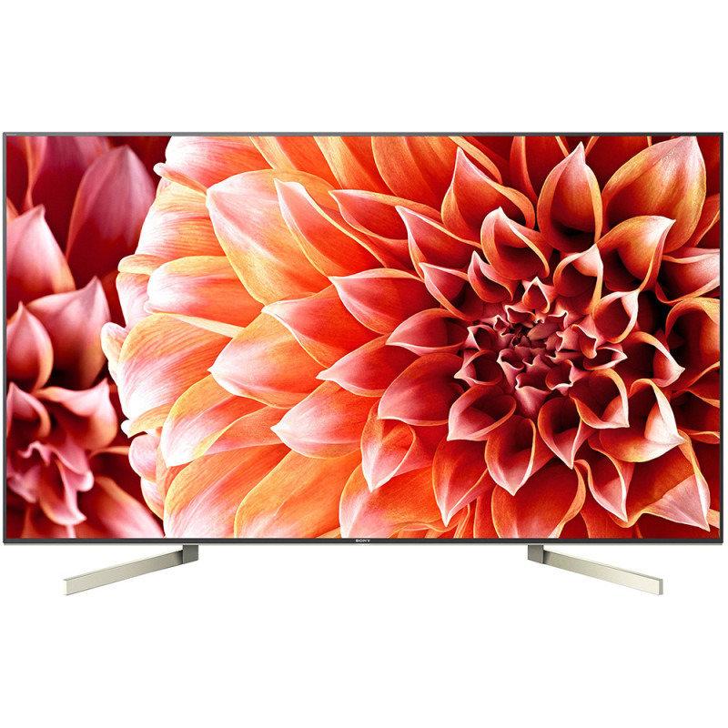 Televizor LED Smart TV KD55 XF9005 139cm Ultra HD 4K Black thumbnail