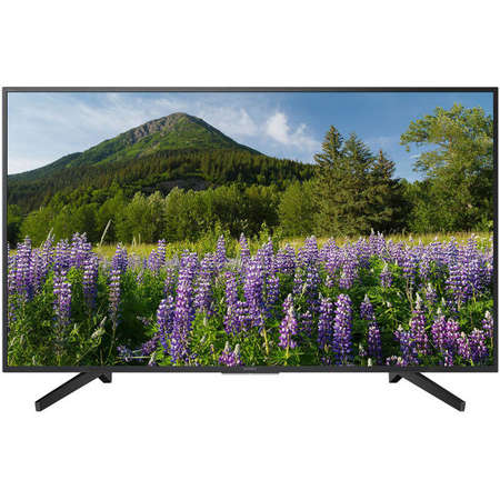 Televizor Sony LED Smart TV KD49 XF7005 124cm Ultra HD 4K Black