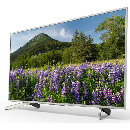 Televizor Sony LED Smart TV KD49 XF7077 124cm Ultra HD 4K Silver