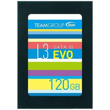 SSD TeamGroup L3 EVO 120GB SATA-III 2.5 inch