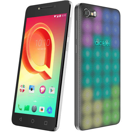 Smartphone Alcatel A5 Led 5085I 16GB 4G Silver